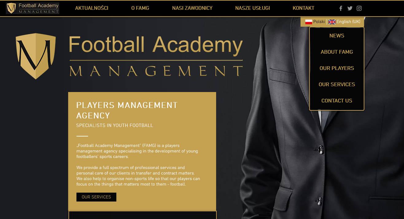 Football Academy Management