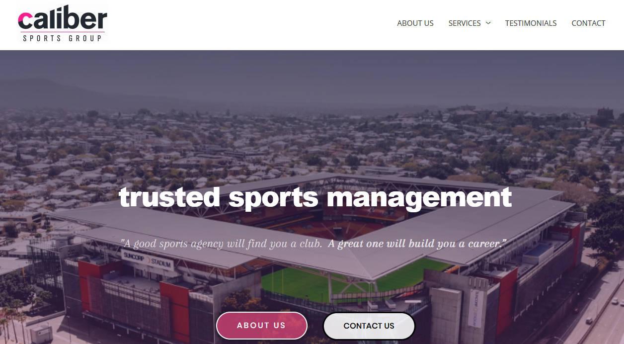 Caliber Sports Group