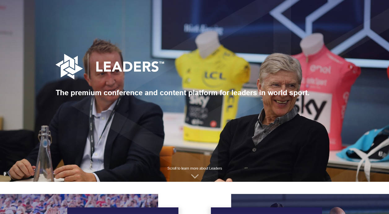 Leaders In Sport