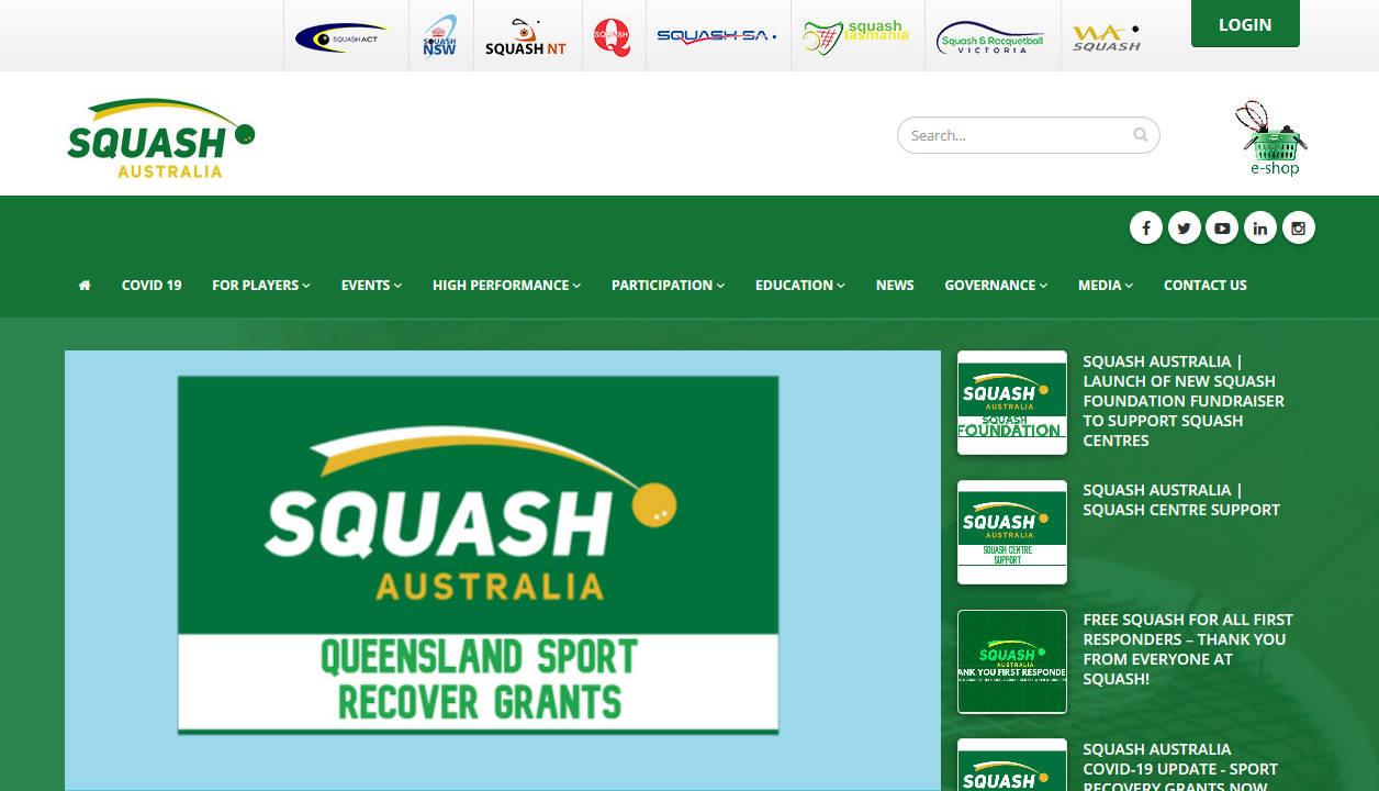 Squash Australia