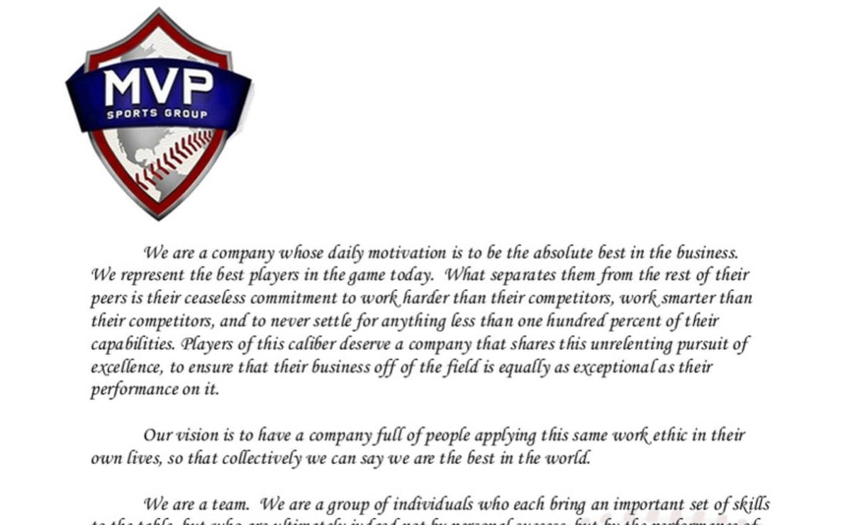 MVP Sports Group