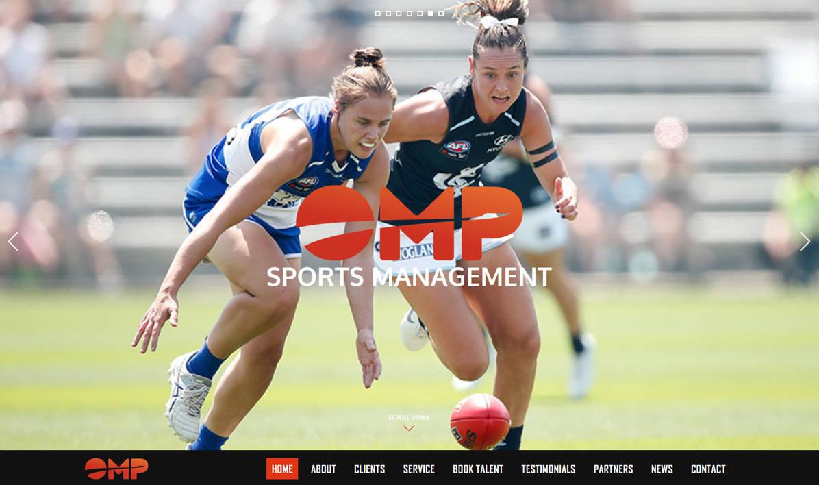 OMP Sports Management