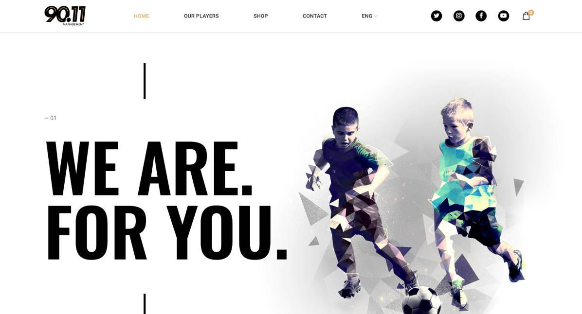 90.11 Football Agency