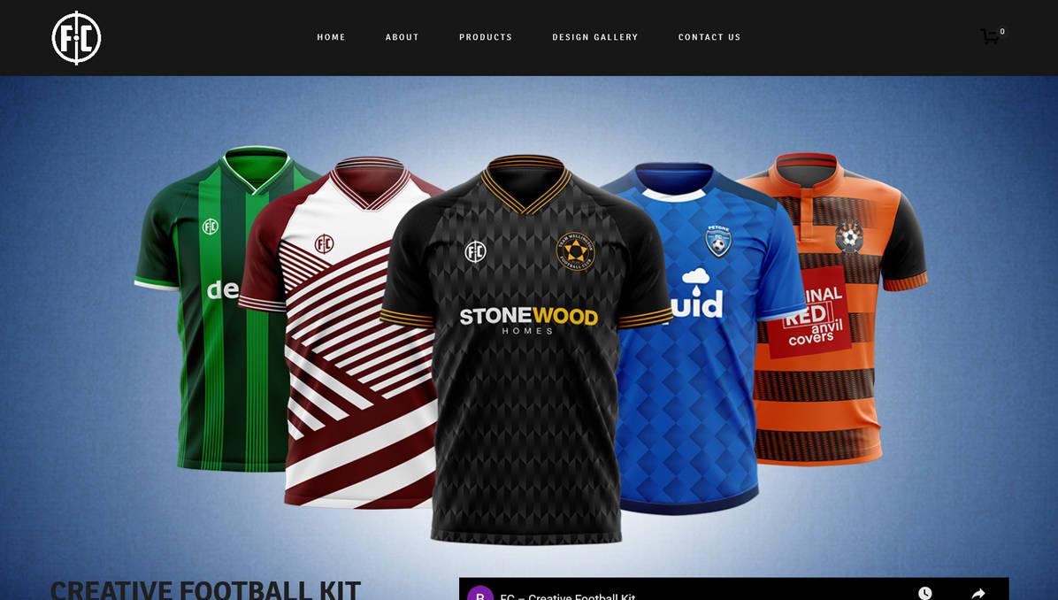 FC – Creative Football Kit