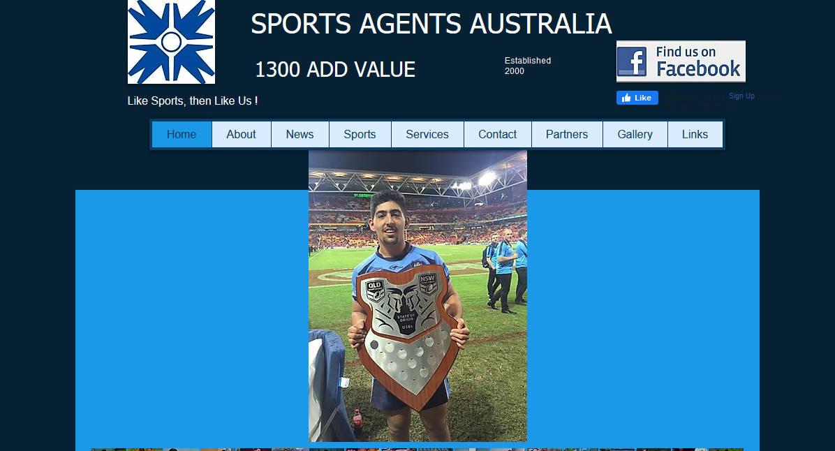 Sports Agents Australia
