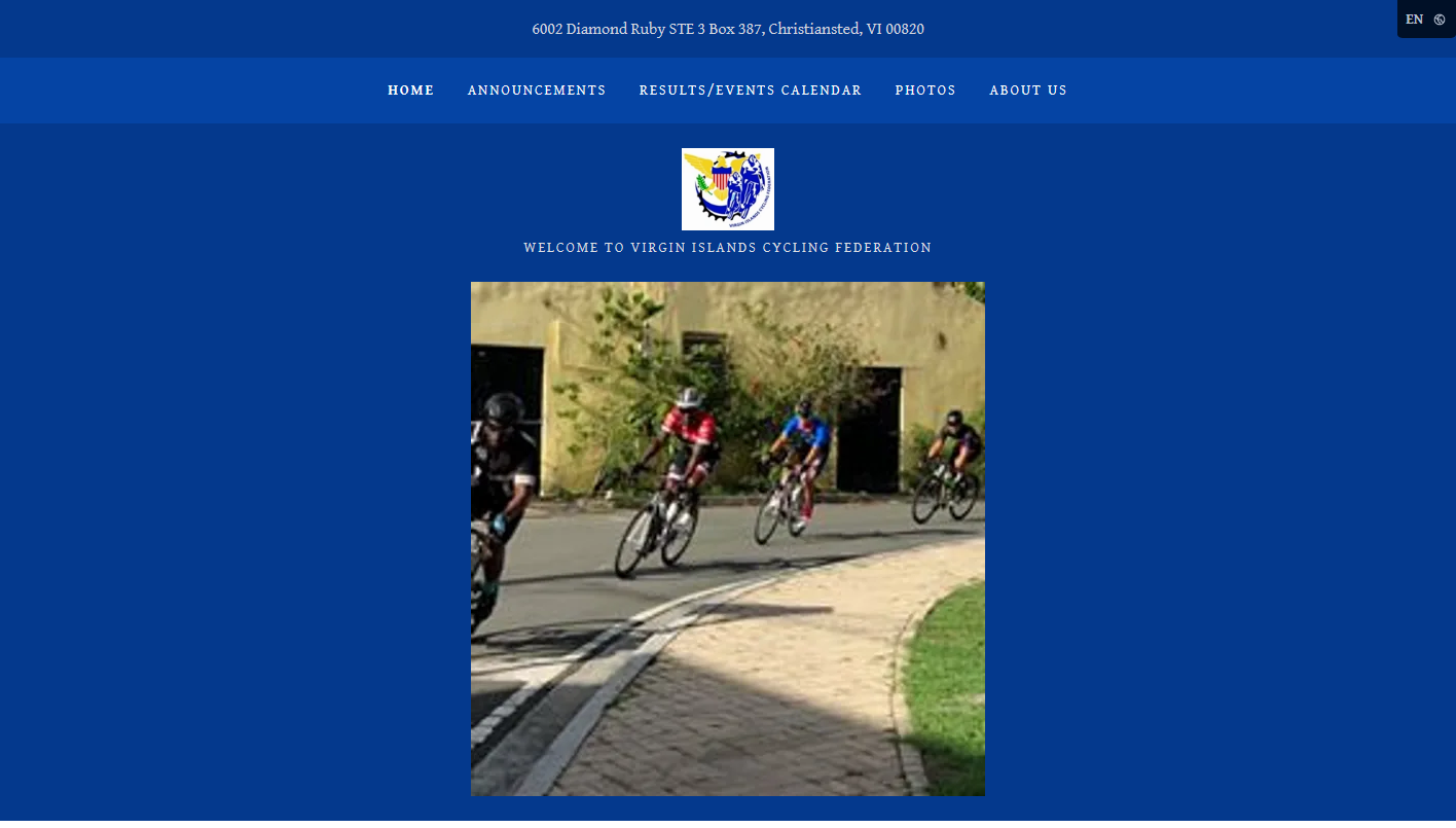 Virgin Islands Cycling Federation