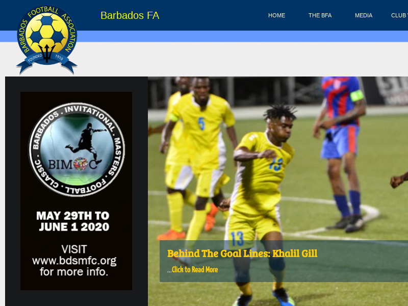 Barbados Football Assocation