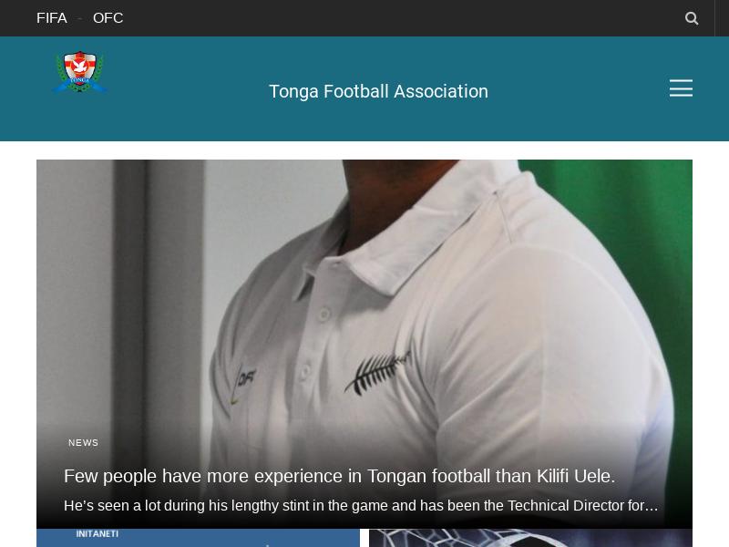 Tonga Football Association
