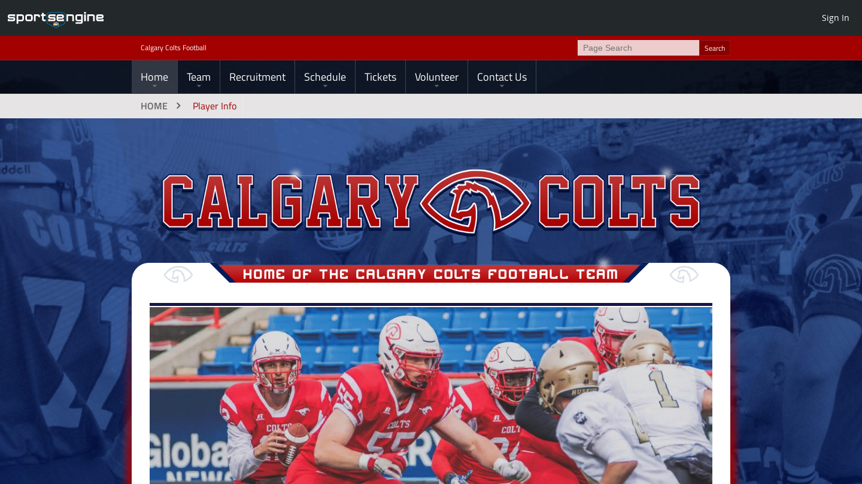 Calgary Colts