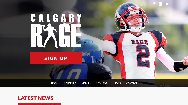 Calgary Rage