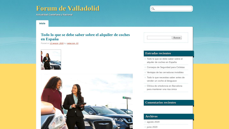 Forum Valladolid