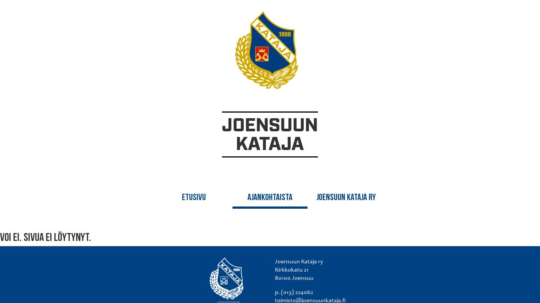 Kataja Basketball Club