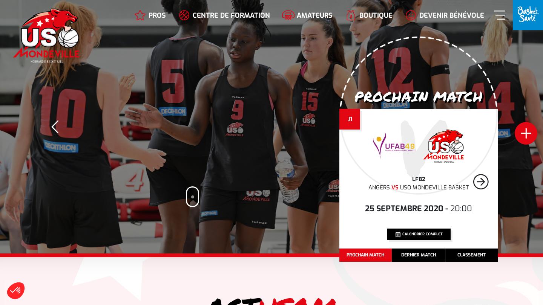 Union Sportive Ouvriere Mondeville Basket