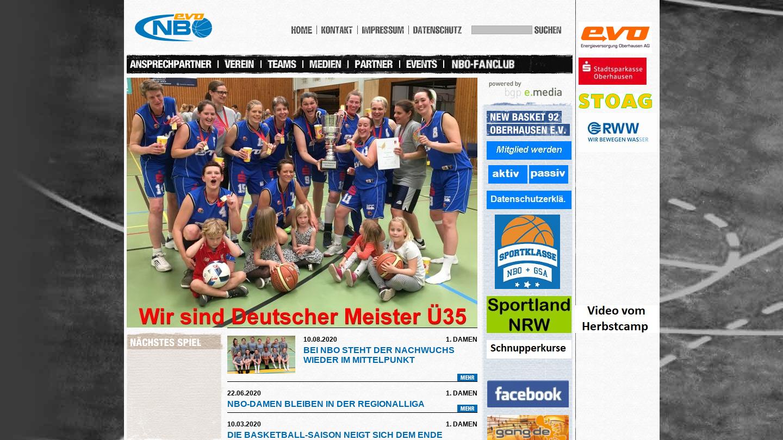 New Basket Oberhausen