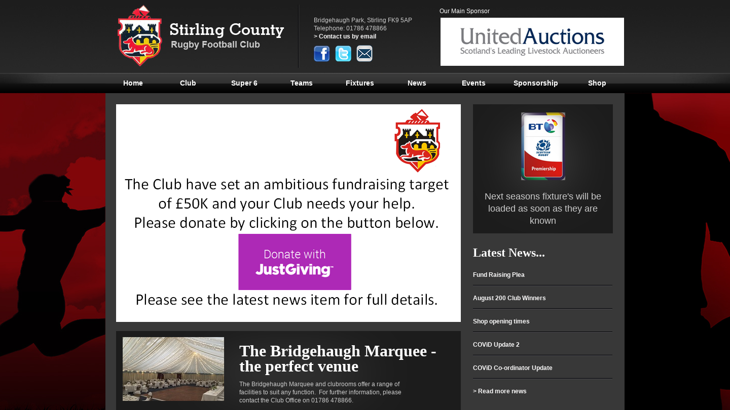 Stirling County RFC