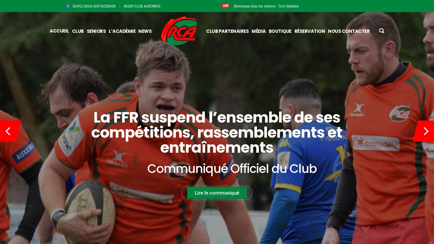 Rugby Club Auxerrois (Auxerre)