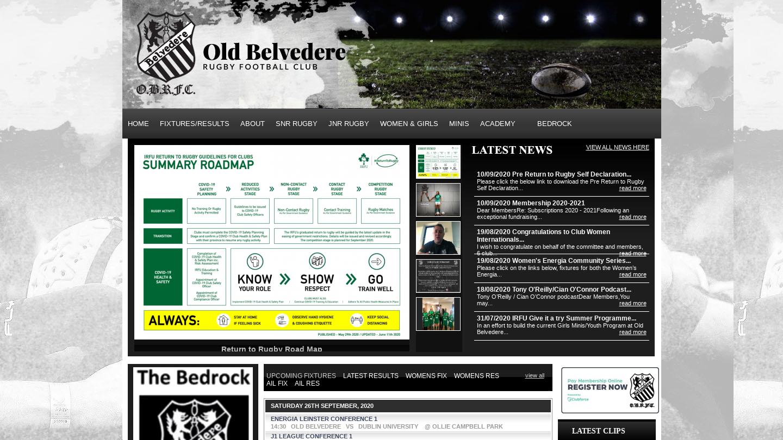 Old Belvedere