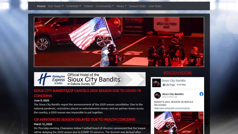 Sioux City Bandits