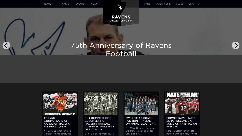 Carleton Ravens