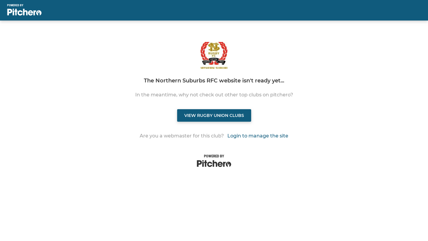 Northern Suburbs Rugby Club