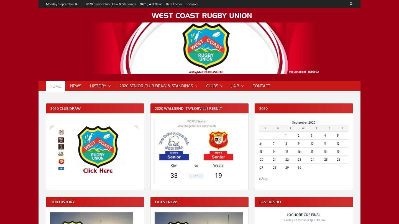West Coast Rugby Football Union