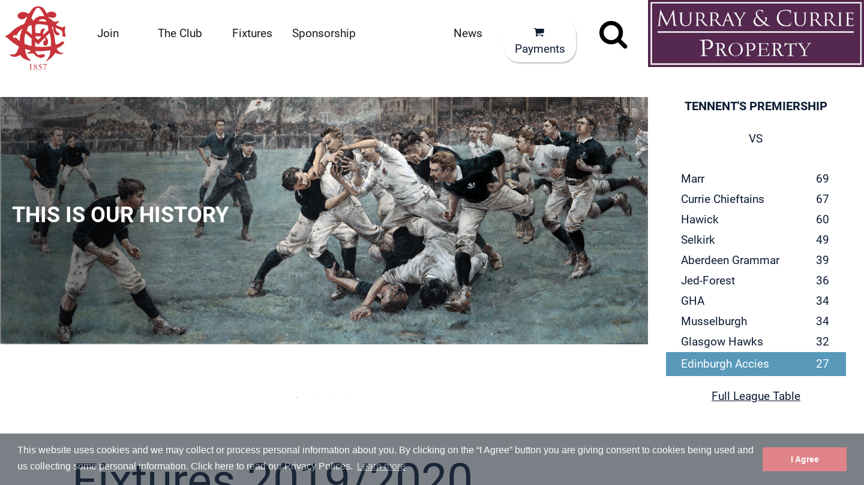 Edinburgh Academical Football Club