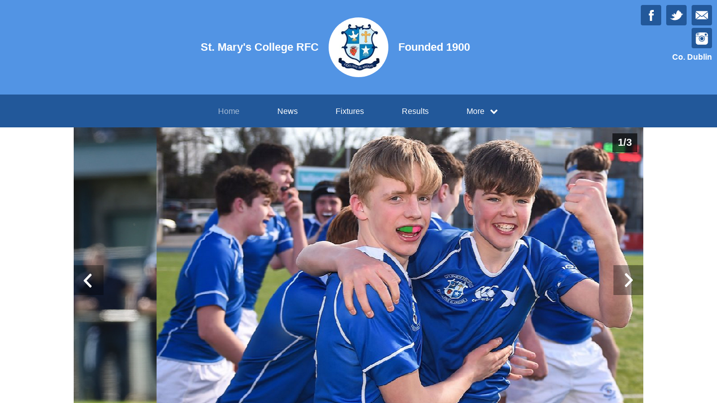 St Mary's College RFC
