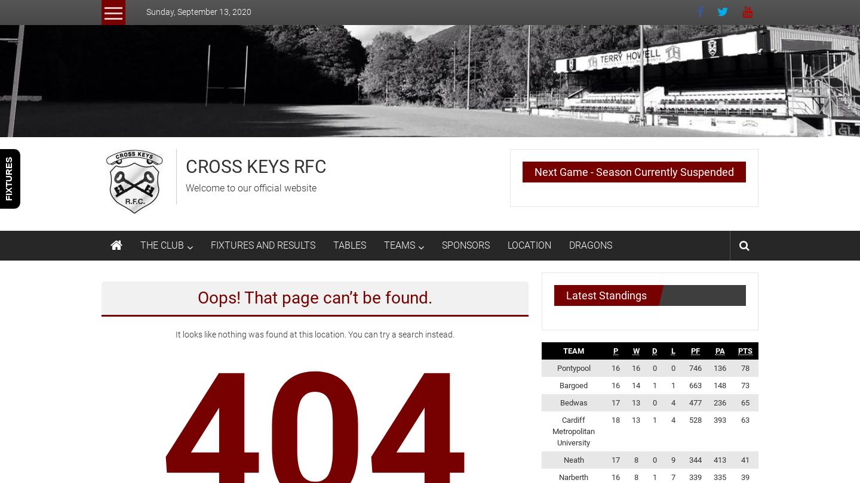 Cross Keys RFC