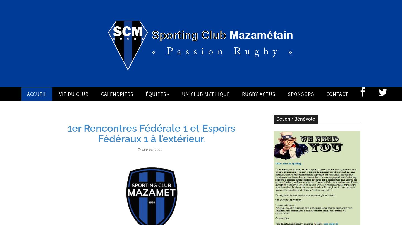 SC Mazamet