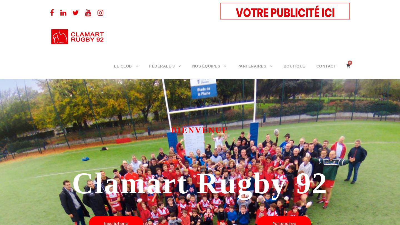 Club Sportif Municipal Clamart Rugby 92 (Clamart)