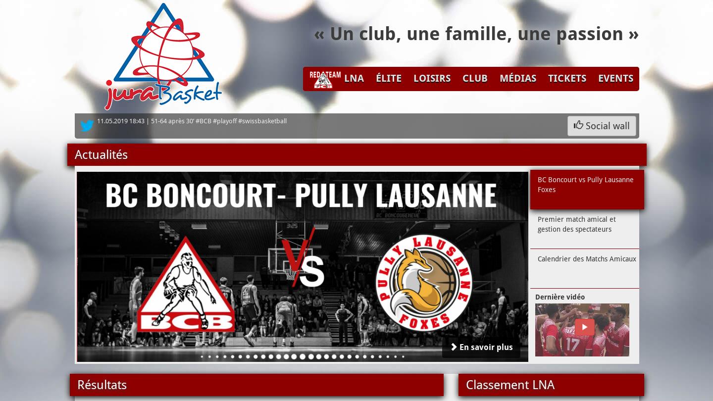 Basket Club Boncourt