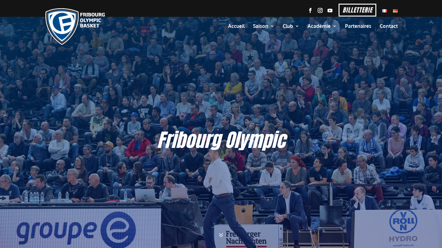Benetton Fribourg Olympic