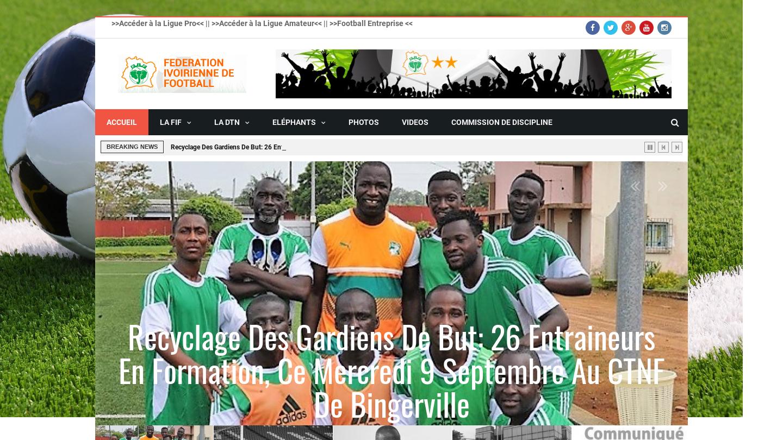 Ivorian Football Federation