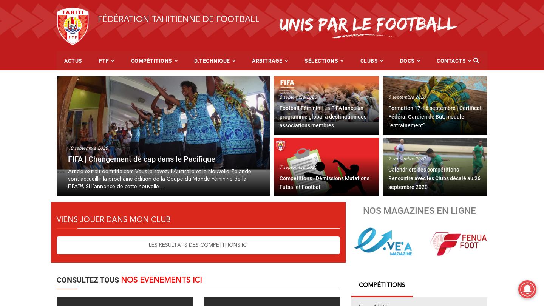 Fédération Tahitienne de Football