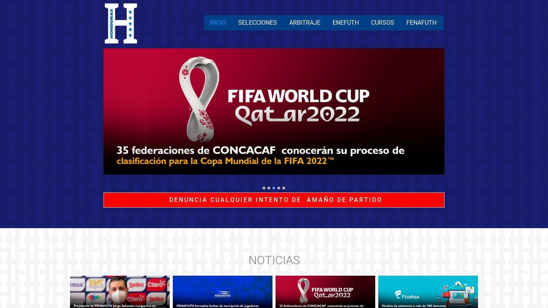 Federación Nacional Autónoma de Fútbol de Honduras