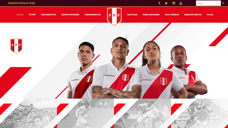 Federación Peruana de Futbol