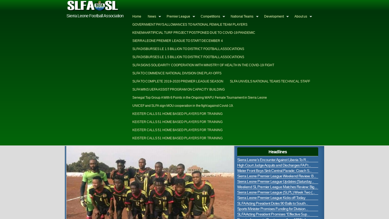 Sierra Leone Football Association
