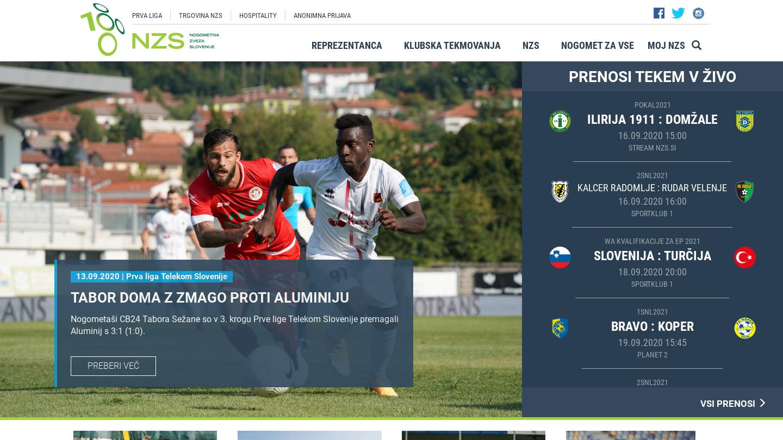 Football Association of Slovenia