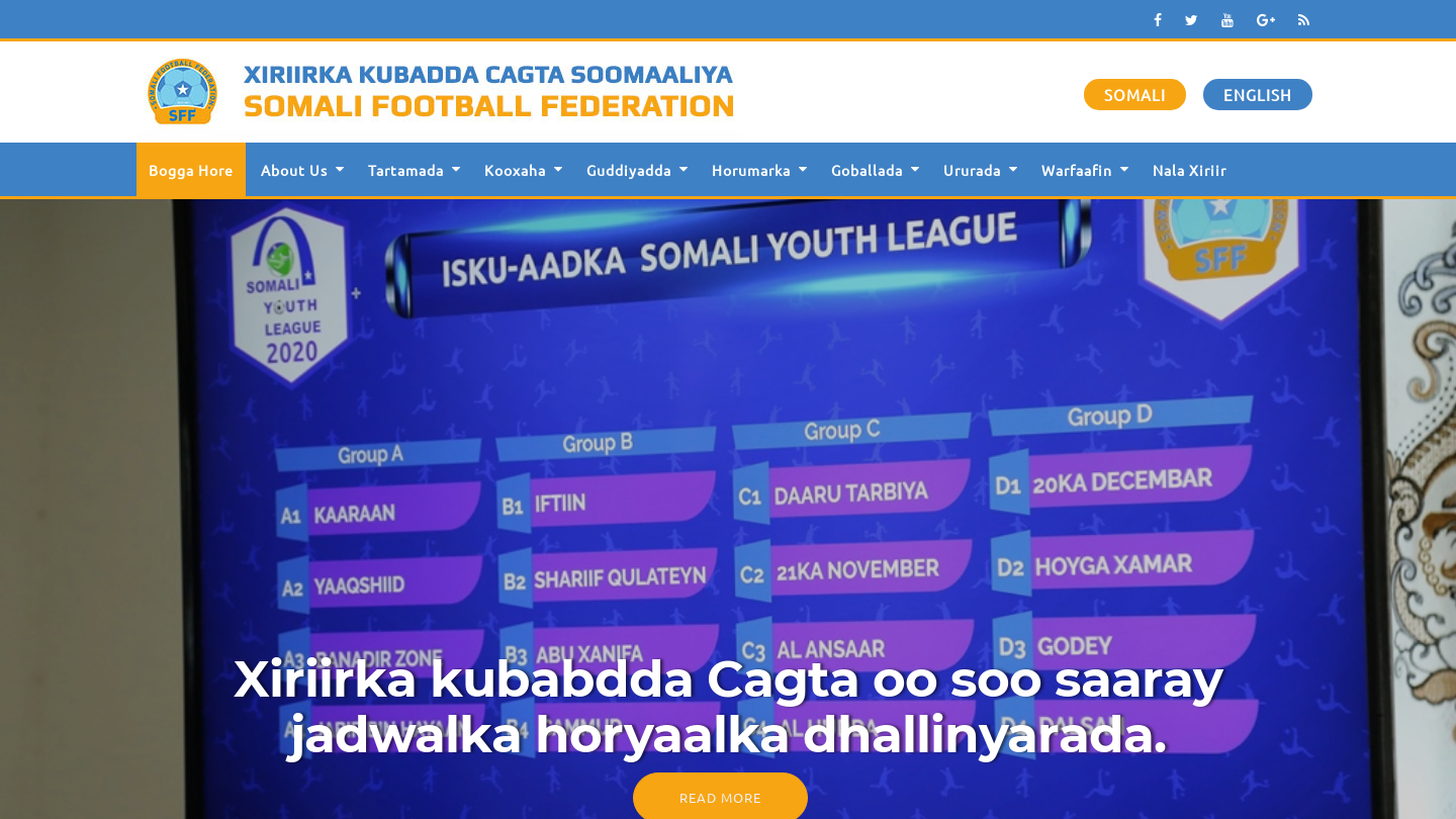 Somalia Football Federation