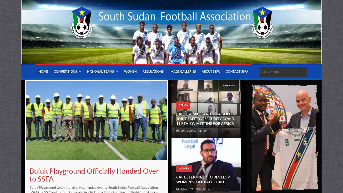 South Sudan Football Association