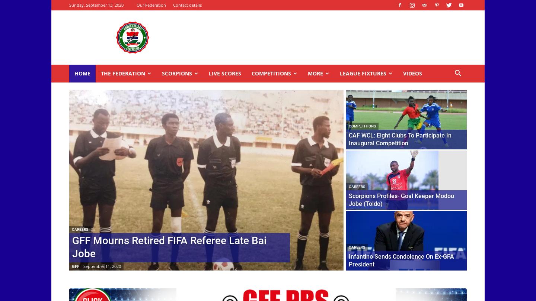 Gambia Football Federation