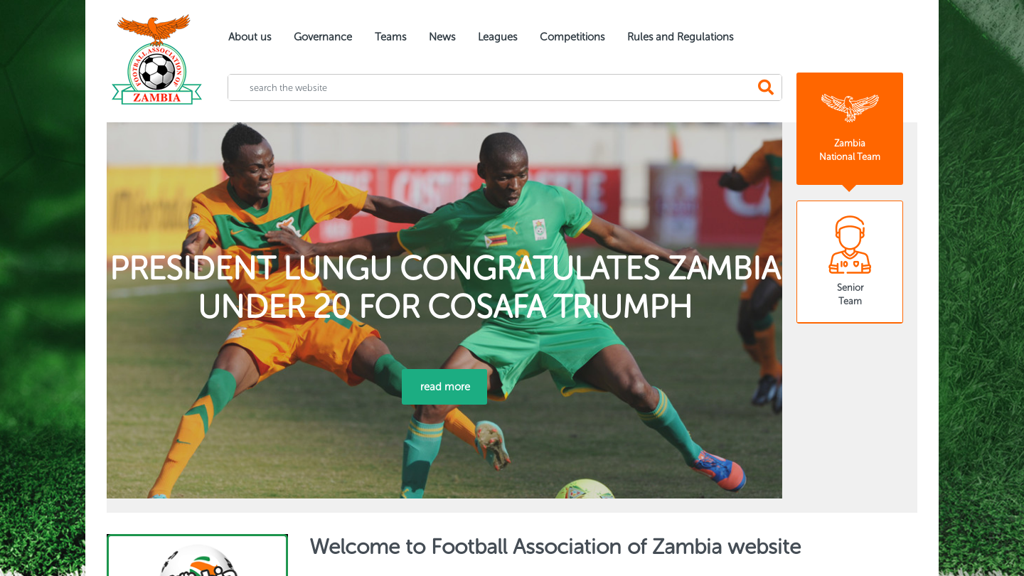 Football Association of Zambia