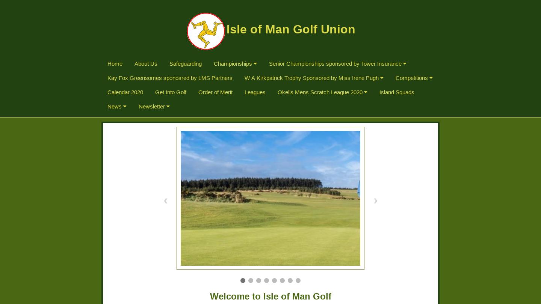 Isle of Man Golf Union