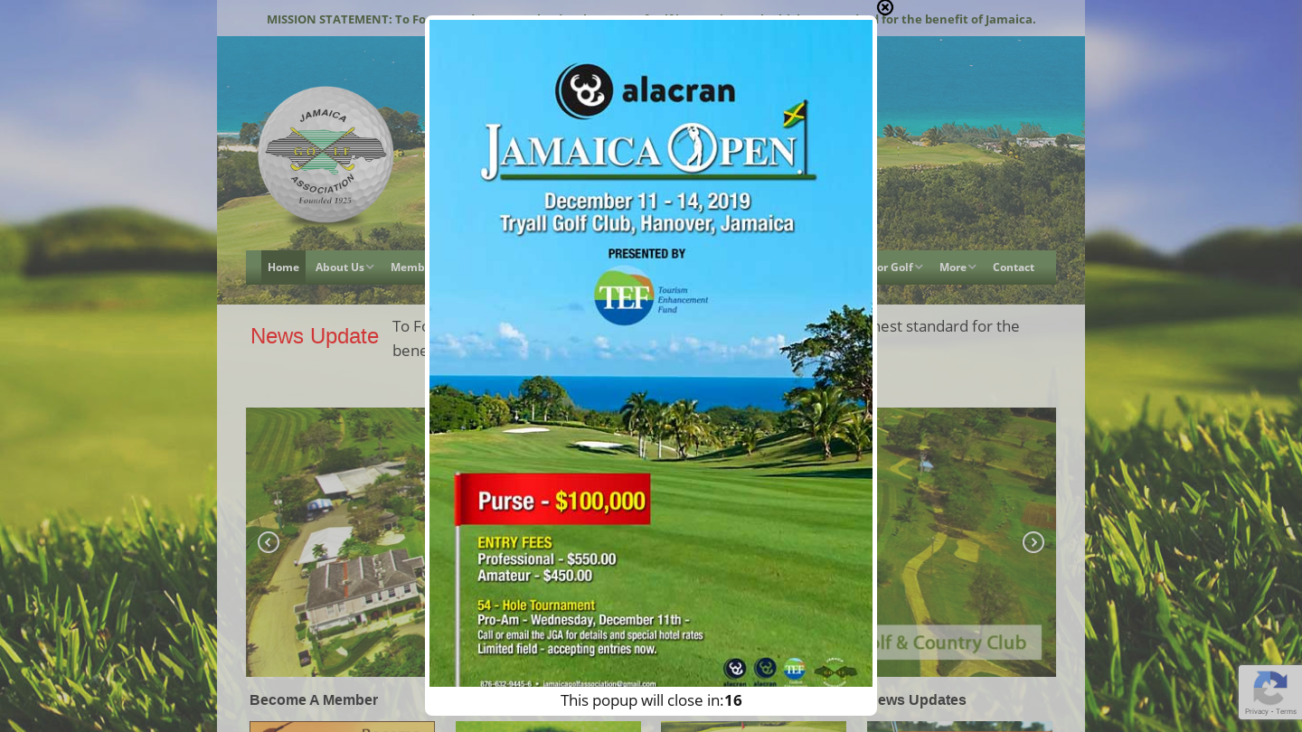 Jamaica Golf Association