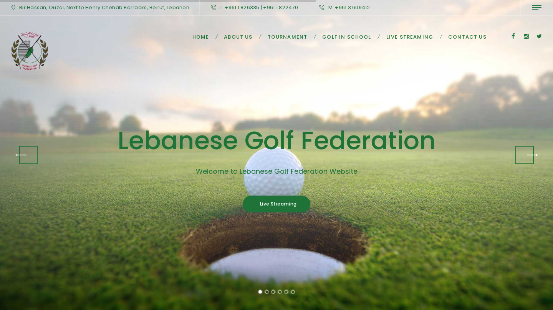 Lebanese Golf Federation