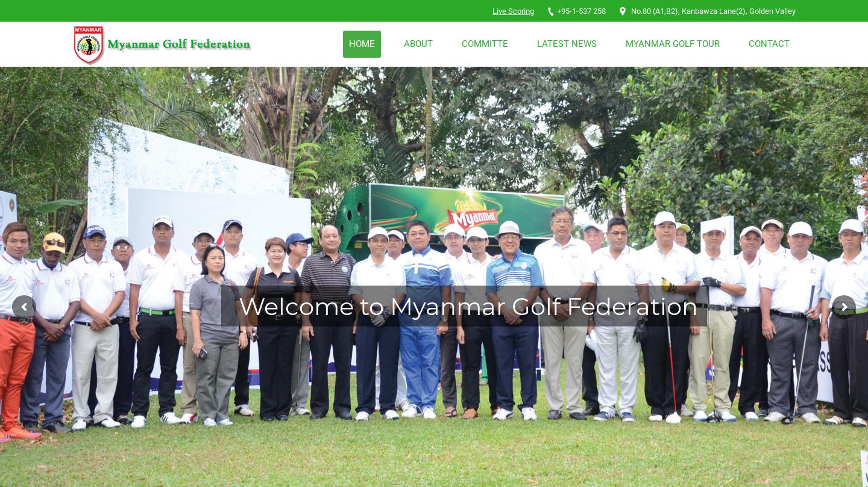 Myanmar Golf Federation