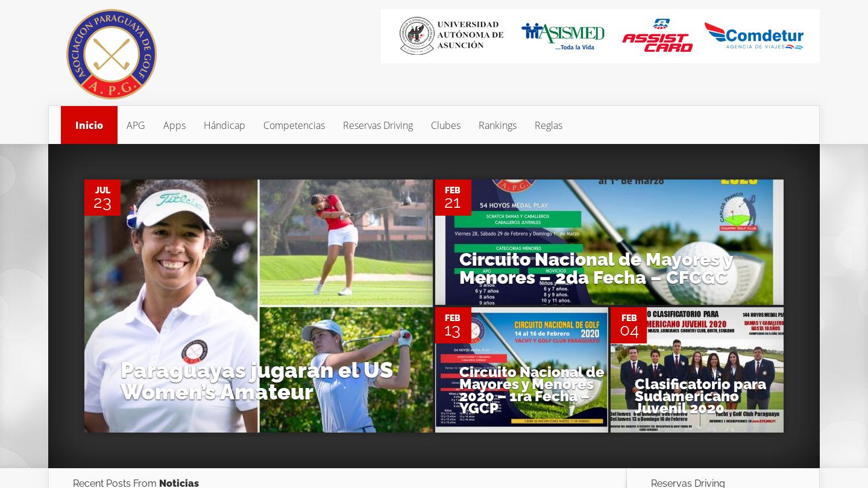 Asociación Paraguaya de Golf