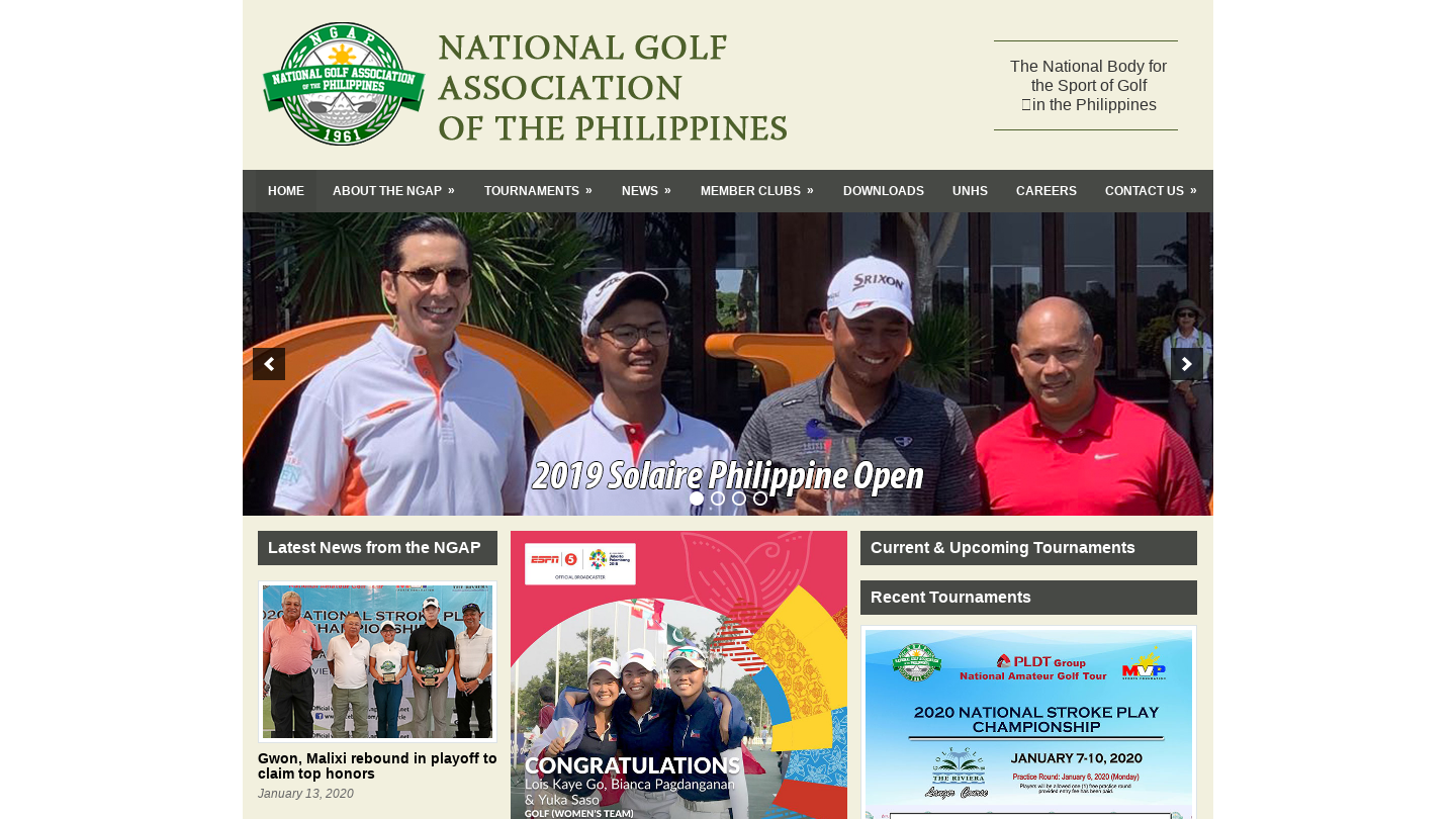 National Golf Association of the Philippines