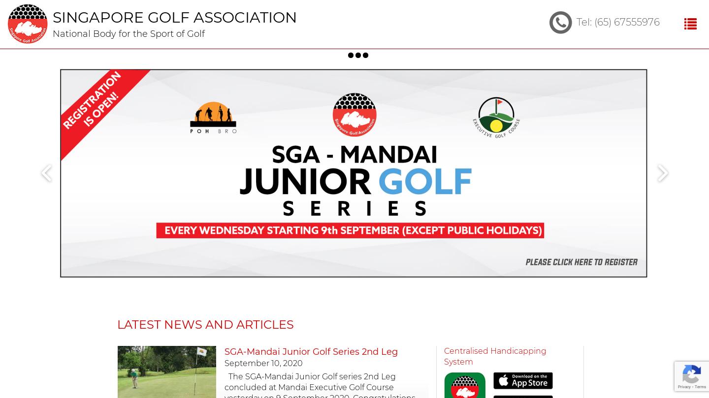 Singapore Golf Association