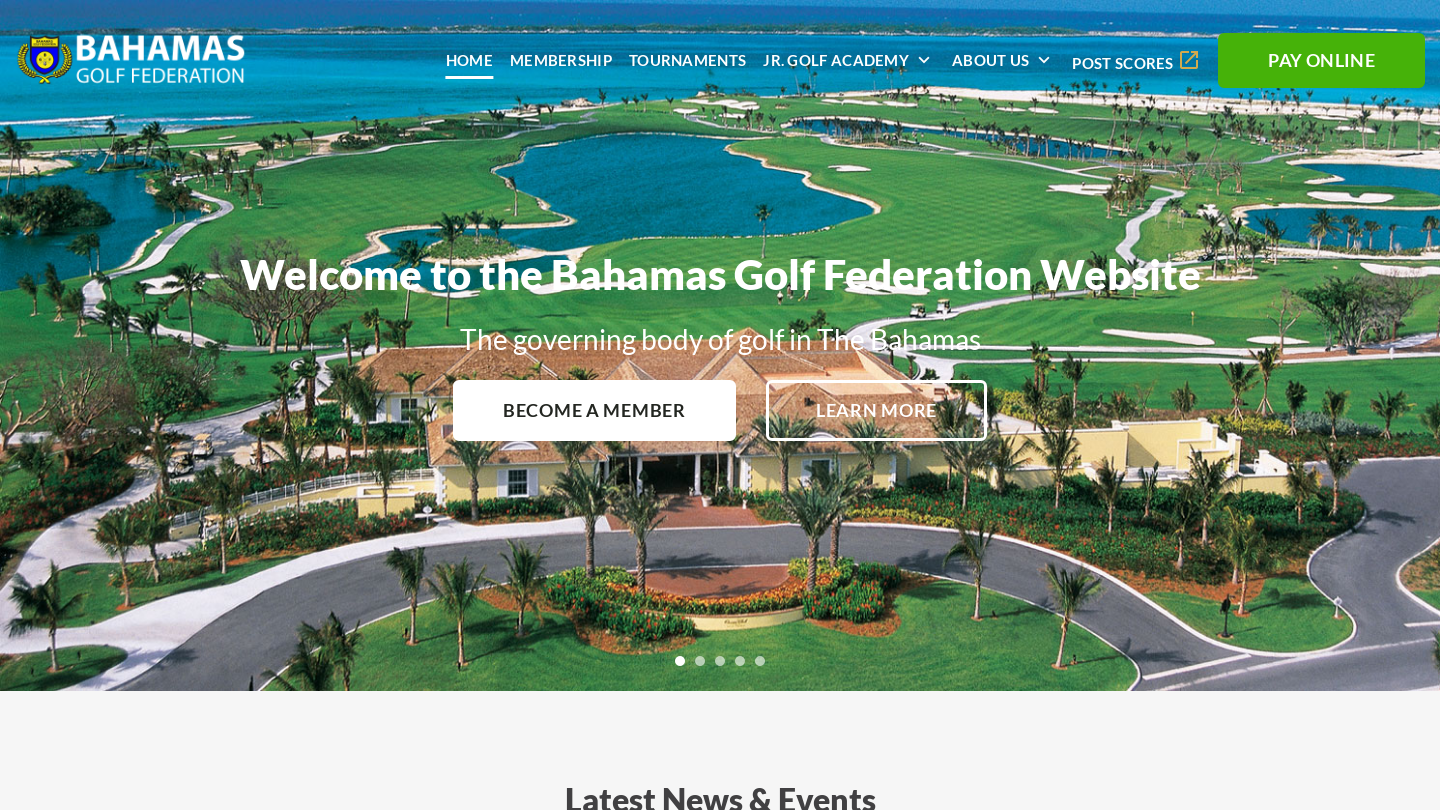 Bahamas Golf Federation